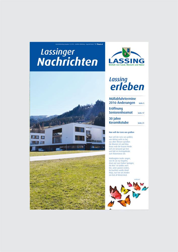 Lassinger Nachrichten